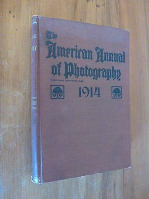 The American Annual of Photography. Percy Howe. 1914