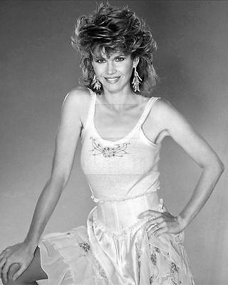 Markie Post 8x10 to 24x36 Photo Poster Canvas GICLEE PRINT by LANGDON HL442