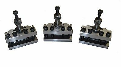 Rdgtools Myford Quickchange Toolpost Holder For 12Mm Tools Fit Lathe Super 7 Ml7