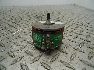Staco Energy Type 171 Variac Variable Autotransfer Input-120V Out-1.75Amps