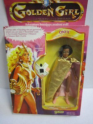 Actionfigur Golden Girl Onyx GALOOB OVP