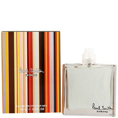 Paul Smith Extreme For Men 100Ml Eau De Toilette Spray Brand New & Sealed *
