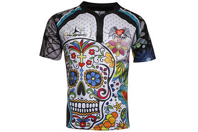 fd43542e1 OLORUN ACAPULCO ANGELS Home S S Rugby Shirt S-7XL - £35.00