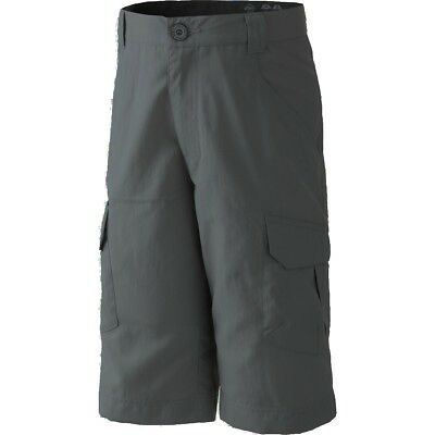McKinley Children's Hiking Leisure Capri pants Roxburgh anthracite