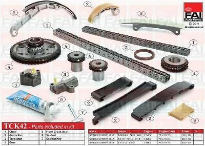 To Clear New Oe Quality Fai - Timing Chain Kit - Tck42