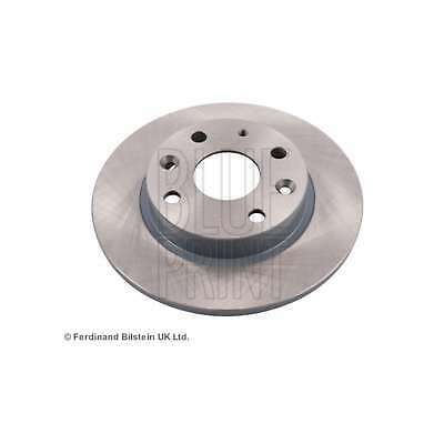 Blue Print Rear Solid Brake Disc Genuine OE Quality Service Replacement