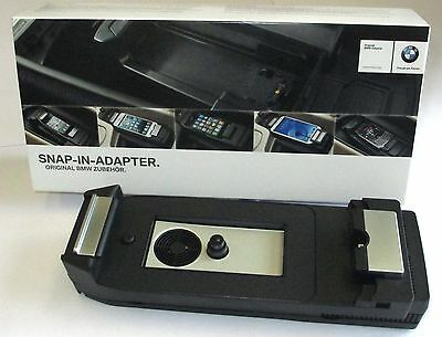 Original BMW Snap-In Adapter Connect iPhone 6 und 6s 84212407464