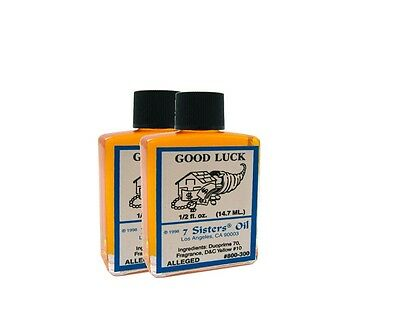 Good Luck Oil by 7 Sisters of New Orleans - 14.7ML