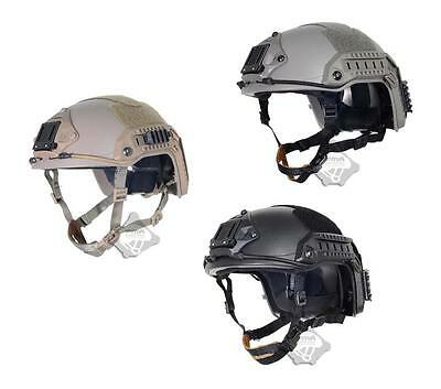 New FMA maritime Tactical Helmet ABS SWAT Black For Airsoft Paintball