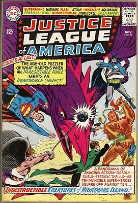Justice League Of America #40 - VF