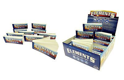Brand New Elements Wide Rolling Filter Tips Roach Chlorine & Chemical Free
