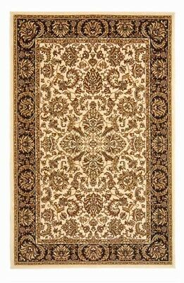 2x8 Radici Ivory Persian Border Traditional 1305 Rug - Approx 2' 2'' x 8'