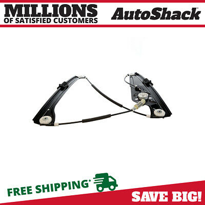 New Front Driver Side Power Window Regulator For a 02-05 BMW 745I 745LI