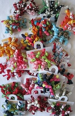 Gymboree Barrettes New Many Lines Curlies Hair Accessories Nwt You Pick Girls