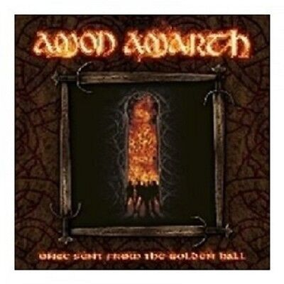 Amon Amarth - Once Sent From The Golden Hall-Remastered  Cd 9 Tracks Metal  Neuf