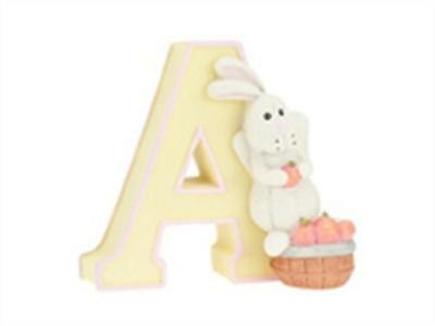 ALPHABET LETTER A for Apple by Child to Cherish (MORE LETTERS AVAIL) *BNIB
