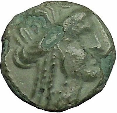 ODESSOS in THRACE 281BC Great God Derzelas & Apollo Ancient Greek Coin i51753
