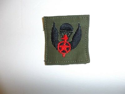 b6716 1980's  OPFOR Opposition Forces Paratrooper Jump Wings cloth IR18C