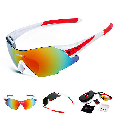 Bicycle Cycling Sunglasses Sports Glasses Bike Goggles UV400 Unisex Eyewear Bike