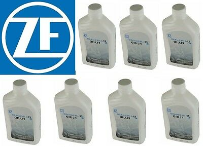 7 Liters Automatic Trans Fluid ZF Lifeguard 6 fits Jaguar Kia Land Rover Range