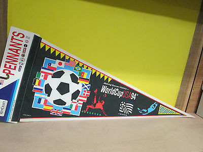 "World Cup USA 94 ""Making Soccer History"" Variant 1 Wincraft Sports Pennant"