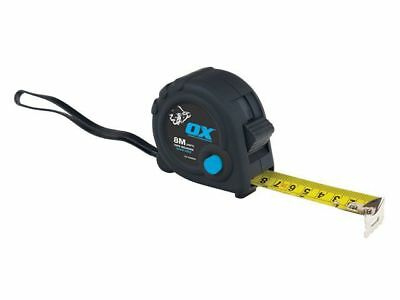 Ox Tools T020608 Trade 8M Tape Measure