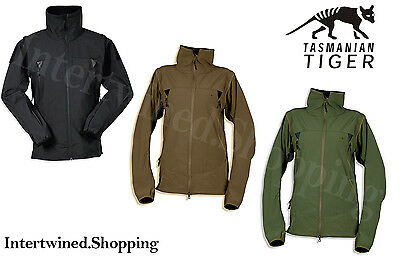 Tasmanian Tiger 7646 Rio Grande ZipOff Men's Jacket All Sizes & Colors Windproof