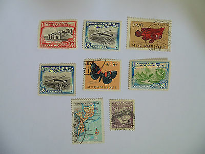 L321 - Collection Of Mozambique Stamps