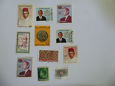 L331 - Collection Of Morocco Stamps