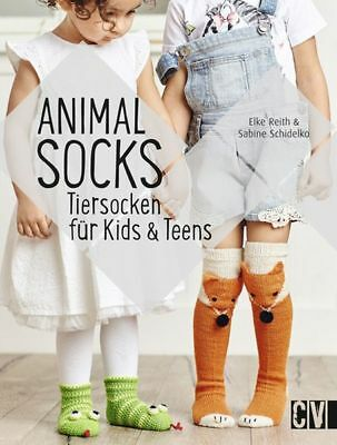 ELKE REITH Animal Socks - Tiersocken für Kids & Teens ******NEU******