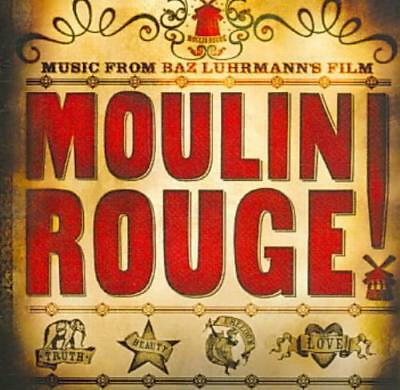 Original Soundtrack - Moulin Rouge [Original Motion Picture Soundtrack] New Cd