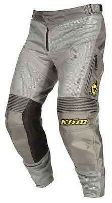 Klim 2016 Mojave In The Boot Offroad Pants Gray Men All Sizes