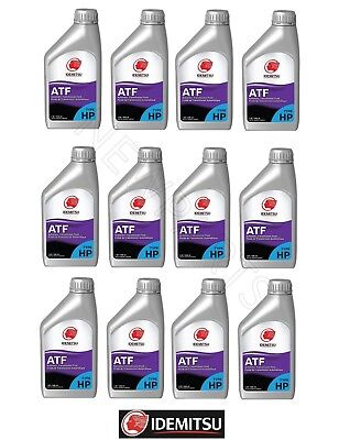 12 Quart Pack Automatic Transmission oil Fluid Set ATF TYPEHP for Subaru TYPE-HP