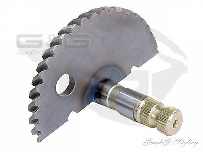 Kick starter shaft for Peugeot PGO Kymco Roller Sprocket Spare Varioritzel