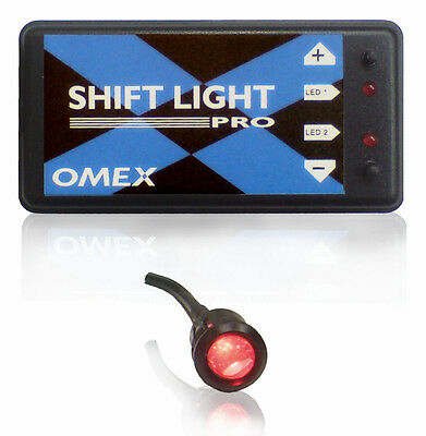 Omex Omex Shift Light Pro - 1 LED  - Schaltlampe