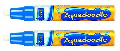 Pack of 2 Replacement Spare Aquadoodle Pens for Tomy Aqua Draw & Aquadoodle Sets