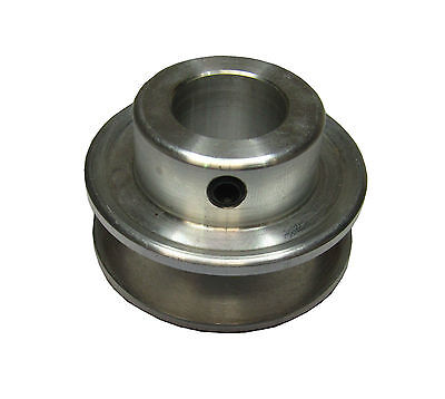 """Rdgtools 2"""" Vee Pulley Various Bores Metric Imperial Used With V Belt"""