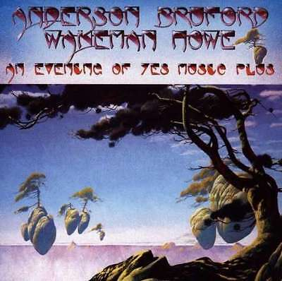 Anderson Bruford Wakeman Howe - An Evening Of Yes Music Vol 1 NEW 2 x LP