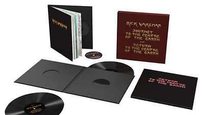 Rick Wakeman - Return To The Centre Of The Earth NEW LP BOX SET