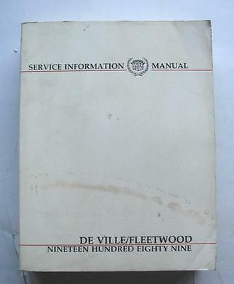 Chilton repair manual 1967 1989 cadillac deville eldorado.