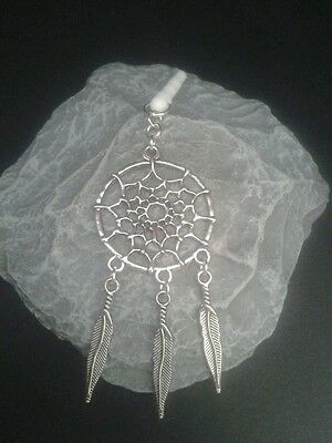 Dream Catcher Dangle Charm For Mobile Phone. Tablet. Ipad. Iphone. Dust Plug.