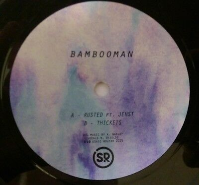 """Bambooman - Rusted featuring Jehst / Thickets 7"""""""