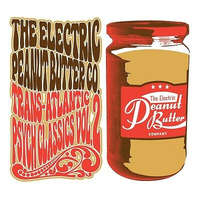 "Electric Peanut Butter Company Trans-Atlantic Psych Classics Vol. 2 - 2x12"" LP"