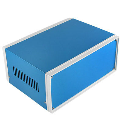Metal Electronic Project Box Enclosure Shell Case 245 x 190 x 105mm