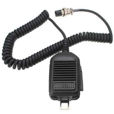 NEW 8Pin Hand Microphone for ICOM HM36 HM-36/28 IC-718 IC-775 IC-7200 withTrack