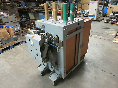 Rebuilt GE Magne-Blast AM-13.8-750-2H 1200 Amp Circuit Breaker General Electric