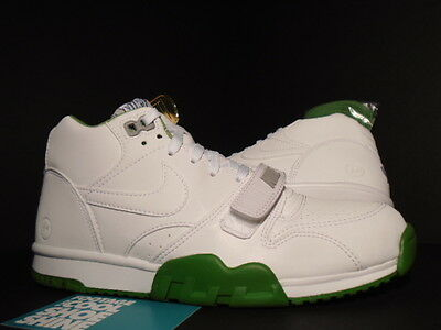 official photos 28609 ea730 Nike Air Max Trainer 1 Mid SP FRAGMENT WHITE 3M CHLOROPHYLL GREEN 806942-113  7