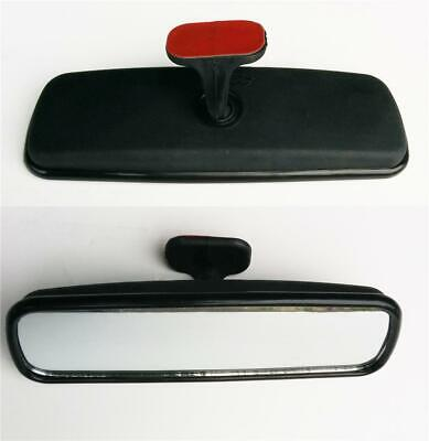 Car Easy Fit Interior Front Window Parking Safety Mirror Glass Stick On Unit