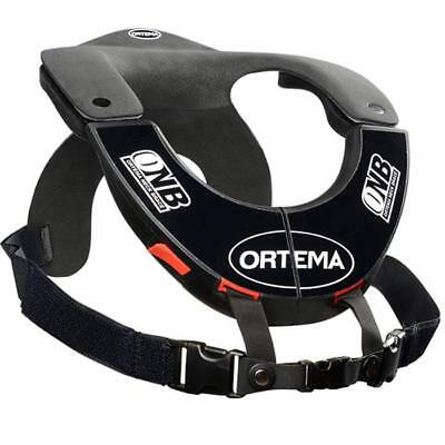 Ortema Neck Brace ONB V 3.0 - schwarz - MTB Enduro Supermoto Downhill Quad Cross