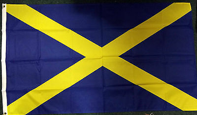 North Yorkshire 5ft X 3ft Flag 75denier with eyelets suitable for Flagpoles